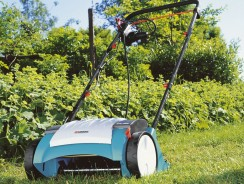 When to use the scarifier?